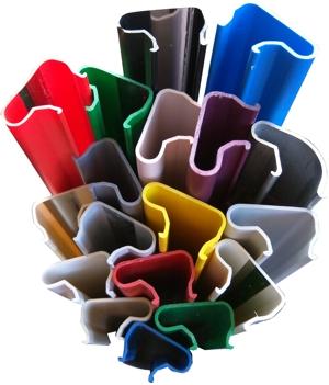 Slatwall Plastic Inserts