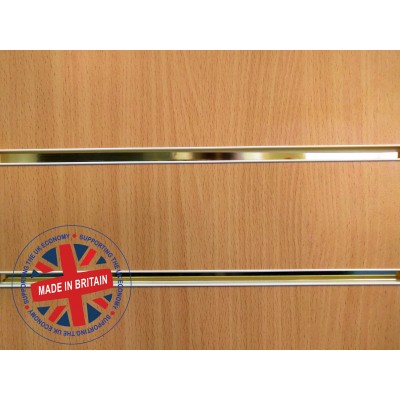 Beech Slatwall Panel 4ft x 4ft (1200mm x 1200mm)
