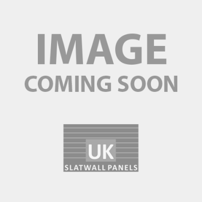 Aluminium Push-In Slatwall Inserts (Pack of 12)