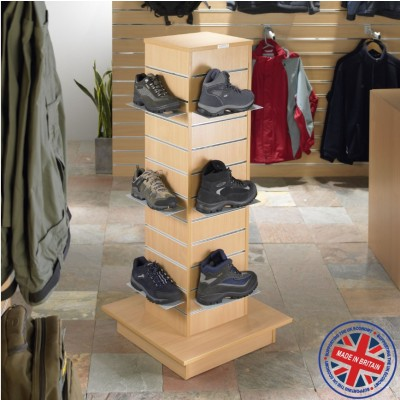 Tower Slatted Slatwall Gondola - 30cm wide