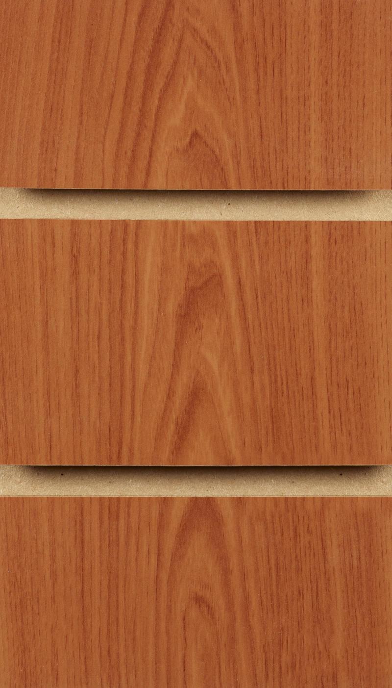 Cherry Uk Slatwall Panel 8ft X 4ft 2400mm X 1200mm
