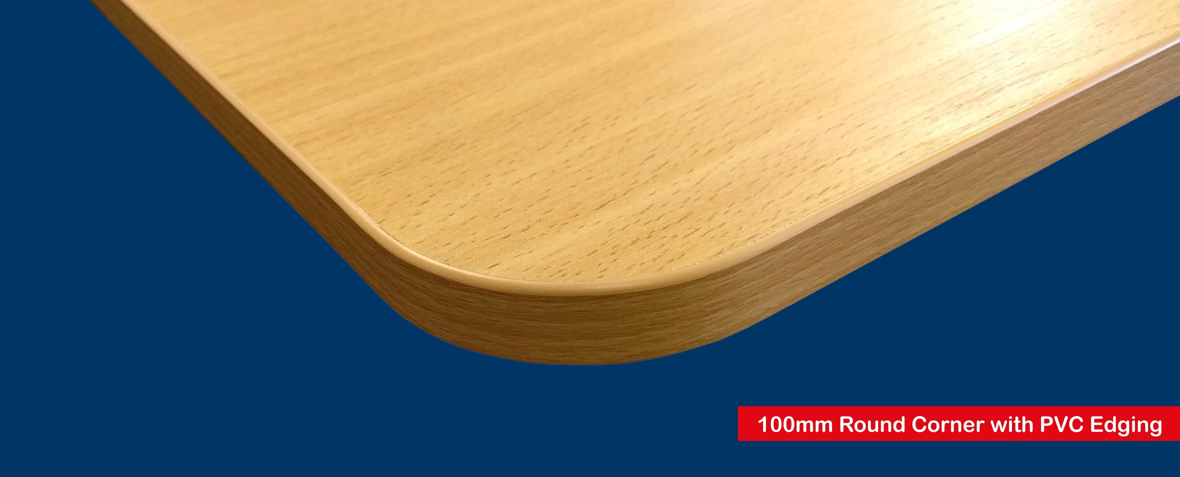 Cherry Wood Shelf Floating Slatwall Shelf 600mm Wide X
