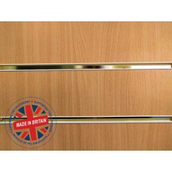 Beech Slatwall Panel 8ft x 4ft (2400mm x 1200mm)
