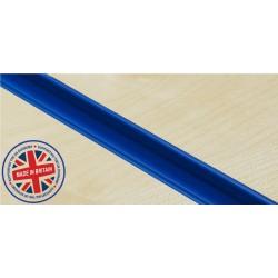 Blue Slatwall Inserts