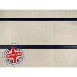Maple Slatwall Panel 4ft x 4ft (1200mm x 1200mm)