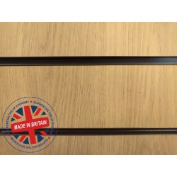 Oak Slatwall Panel 4ft x 4ft (1200mm x 1200mm)