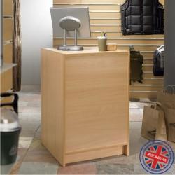 Till Stand Block Shop Counter - 600mm wide