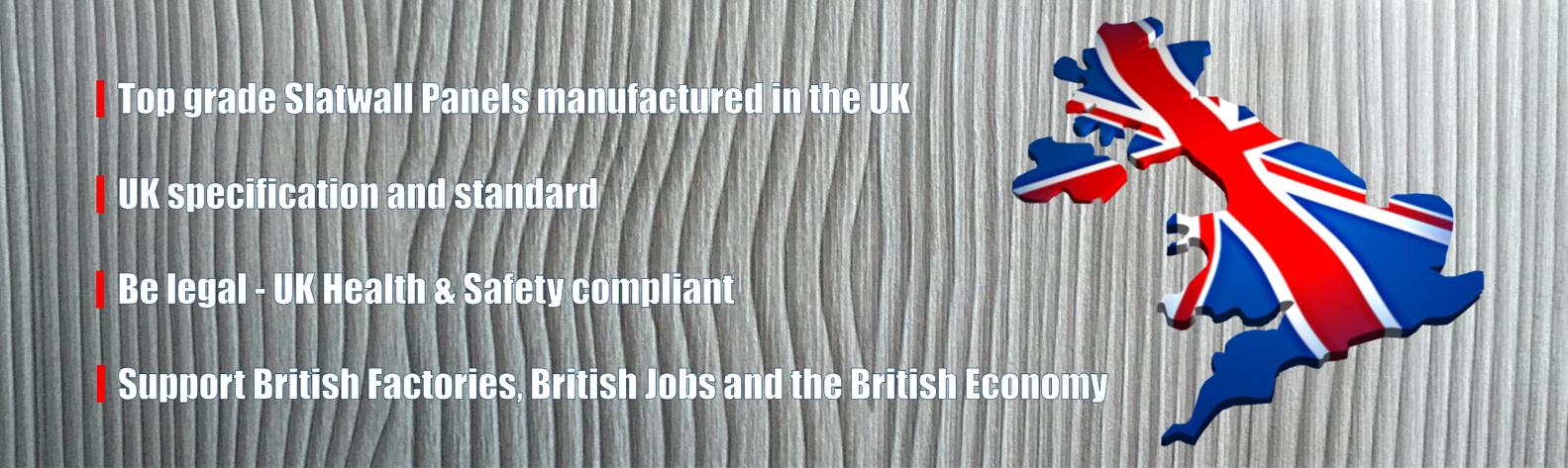 UK Slatwall Panels - What's The Fuss